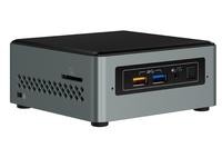 Intel NUC6CAYSAJ 1.5GHz J3455 Schwarz, Grau Mini-PC (Schwarz, Grau)