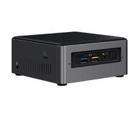 Intel NUC7I3BNH 2.4GHz i3-7100U Schwarz (Schwarz)
