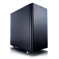 Fractal Design Define Mini C Turm Schwarz (Schwarz)