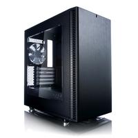 Fractal Design Define Mini C Mini-Tower Schwarz Computer-Gehäuse (Schwarz)