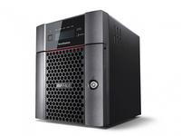Buffalo TeraStation 5410DN NAS Desktop Eingebauter Ethernet-Anschluss Schwarz (Schwarz)