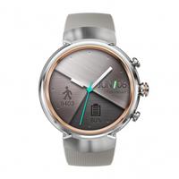 ASUS 90NZ0064-M00040 1.39Zoll AMOLED 80g Silber Smartwatch (Silber)