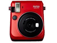 Fujifilm instax mini 70 62 x 46mm Rot Sofortbild-Kamera (Rot)