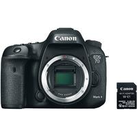 Canon EOS 7D Mark II SLR-Kameragehäuse 20.2MP CMOS 5472 x 3648Pixel Schwarz (Schwarz)