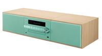 Pioneer X-CM56-GR Micro-Set 30W Grün Home-Stereoanlage (Grün)