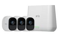Arlo Pro IP-Sicherheitskamera Innen & Außen Kubus Weiß 1280 x 720Pixel (Weiß)