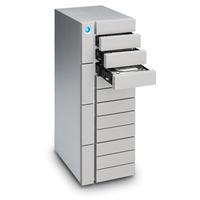 LaCie 48TB 12big Thunderbolt 3 48000GB Thunderbolt 3 Desktop Silber (Silber)