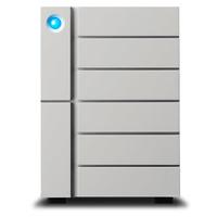 LaCie 6big Thunderbolt 3 60000GB Thunderbolt 3 Desktop Silber (Silber)