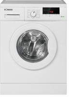 Bomann WA 5720 Freistehend Frontlader 7kg 1400RPM A+++ Weiß Waschmaschine (Weiß)