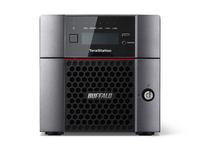 Buffalo TeraStation 5210DN NAS Desktop Eingebauter Ethernet-Anschluss Schwarz (Schwarz)
