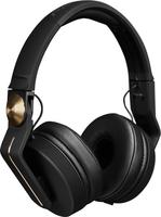 Pioneer HDJ-700 Schwarz ohrumschließend Kopfband Kopfhörer (Schwarz, Gold)