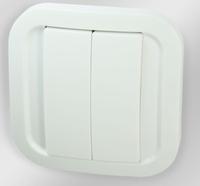 NodOn NODECWS3101 Drucktasten Weiß Fernbedienung (Weiß)