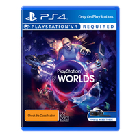 Sony VR Worlds PS4 Standard PlayStation 4