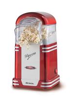 Ariete 2954 1100W Rot, Weiß Popcornmaschine (Rot, Weiß)