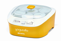 Ariete 626 1l 20W Joghurtmaschine (Weiß, Gelb)