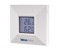 Bitron 902010/27A Temperatur- & Feuchtigkeitssensor