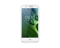 Acer Liquid Zest Plus Dual SIM 4G 16GB Weiß Smartphone (Weiß)