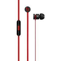 Apple urBeats (Schwarz, Rot)