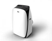 Fakir 67 29 006 62dB Schwarz, Weiß Tragbare Klimaanlage (Schwarz, Weiß)