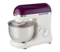 Ariete Gourmet Color 1000W 4l Violett, Weiß Küchenmaschine (Violett, Weiß)