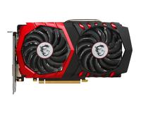 MSI GeForce GTX 1050 Ti GAMING 4G GeForce GTX 1050 Ti 4GB (Schwarz, Rot)