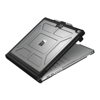 Urban Armor Gear Ice Notebook hardshell Grau (Grau)