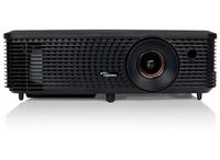 Optoma HD140X 3000ANSI Lumen DLP 1080p (1920x1080) 3D Schwarz Tragbarer Projektor (Schwarz)
