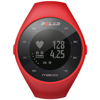 Polar M200 Wristband activity tracker 1.02Zoll Verkabelt/Kabellos Rot (Rot)