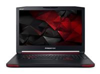 Acer Predator 17 G5-793-73BM 2.6GHz I7-6700HQ 17.3Zoll 1920 x 1080Pixel Schwarz, Rot Notebook (Schwarz, Rot)