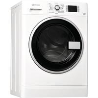 Bauknecht WATK PRIME 9614 Freistehend Frontlader Weiß Waschmaschine (Weiß)