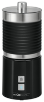 Clatronic MS 3654 Automatische Milchaufschäumer Schwarz (Schwarz)