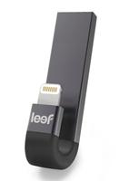 Leef iBridge 3 64GB USB 3.0 (3.1 Gen 1) Typ A Schwarz USB-Stick (Schwarz)