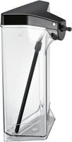 Siemens TZ90009 Milchschlauch Kaffeemaschinenteil & -zubehör (Schwarz, Transparent)