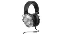 Pioneer SE-MS5T Binaural Kopfband Silber Headset (Silber)