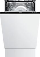 Gorenje GV51010 Vollständig integrierbar 9Stellen A++ Spülmaschine