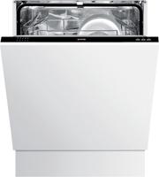 Gorenje GV61010 Vollständig integrierbar 12Stellen A++ Spülmaschine