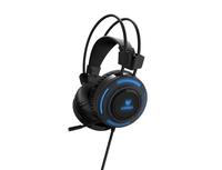 Rapoo VH200 Binaural Kopfband Schwarz Headset (Schwarz)