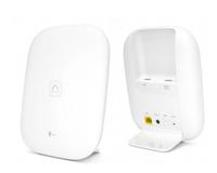 Telekom SmartHome Base 2 WLAN Weiß zentrale Smart Home Steuereinheit (Weiß)