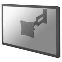 Newstar FPMA-W830 Flat Panel Wandhalter (Silber)