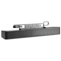 HP NQ576AA Soundbar-Lautsprecher (Schwarz)