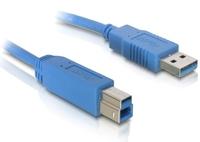 DeLOCK USB 3.0 Cable - 1.8m (Blau)