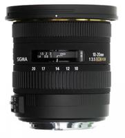 Sigma 10-20mm F3.5 EX DC HSM (Schwarz)