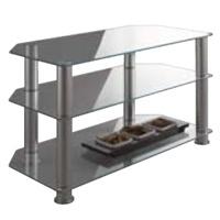 Schnepel AS 80 S TV desk (Silber)