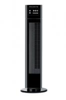 Rowenta EOLE CRYSTAL Turmventilator (Schwarz)