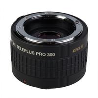 Kenko PRO 300 AF DGX 2.0X Nikon-AF (Schwarz)