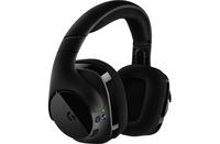 Logitech G533 Wireless Monophon Kopfband Schwarz Headset (Schwarz)