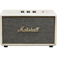 Marshall Action Bluetooth 50W Schwarz, Cremefarben Lautsprecher (Schwarz, Cremefarben)