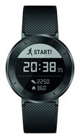 Huawei Fit 1.04Zoll LCD 35g Titan Smartwatch (Schwarz, Titan)