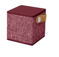 Fresh 'n Rebel Rockbox Cube Fabriq Edition - Concrete (Bordeaux)