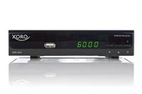 Xoro HRS 2610 Satellit Schwarz TV Set-Top-Box (Schwarz)